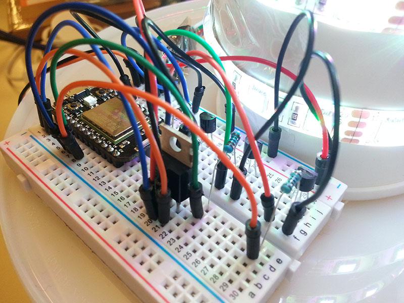 Lamp circuit